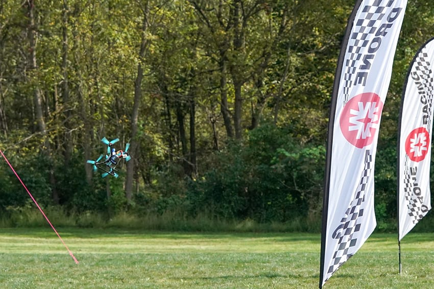 Drone Racing Competitions