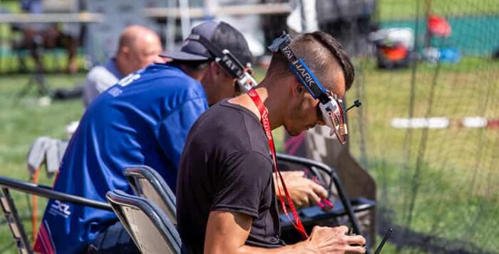 Drone Racing Partnership to Develop the Sport's Future Pilots