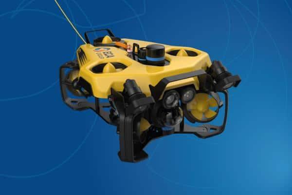 ECA Group R7 ROV