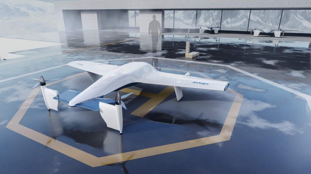Logistics Drone