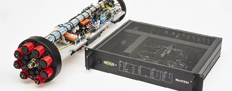 NEXUS 8 multiplexer for ROVs