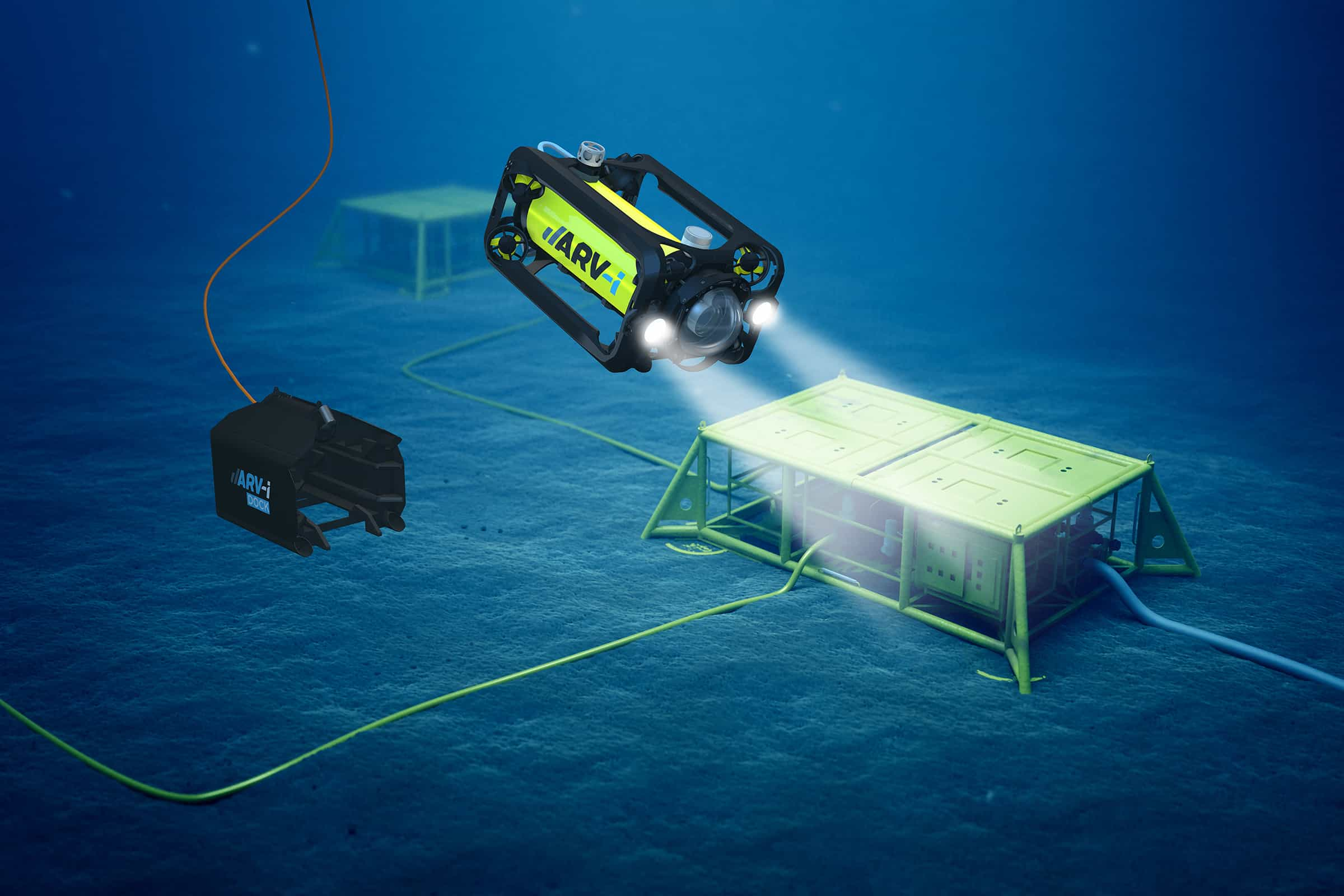New Class of Underwater Observation Vehicle Launched