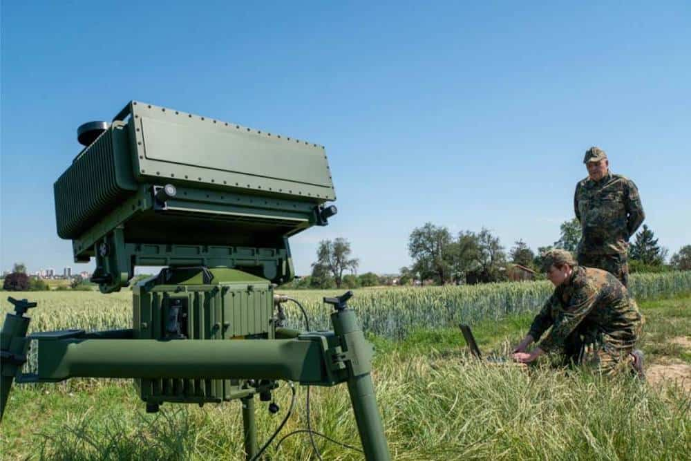Thales Ground Observer 20 Radar