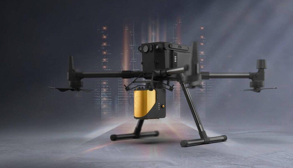 YellowScan Mapper UAV LiDAR system