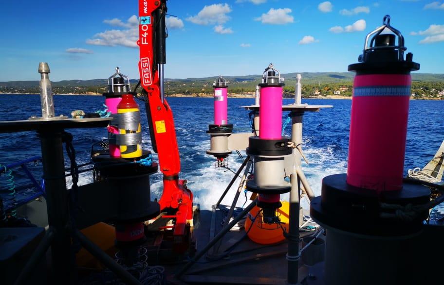 iXblue subsea transponders